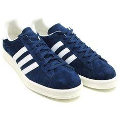 ADIDAS CAMPUS 80'S DARK INDIGO/WHITE #sneaker
