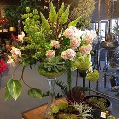 Silk floral arrangements los angeles showroom aldik home aldik update your homes decor with a stunning silk floral arrangement made with realistic silk flowers succulents more come work with one of our designers mightylinksfo