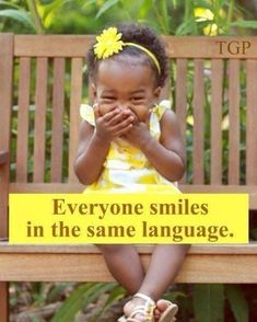 All smiles for International Moment of Laughter Day - The universal language. Your smile changes the people around you. It also changes the person inside you. Beautiful Children, Beautiful Babies, Precious Children, Young Children, Little People, Little Ones, Cute Kids, Cute Babies, All Smiles