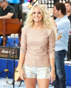 """Carrie Underwood  """"Ever since I was little I loved animals.""""   ...see, it made sense to her that if you love something, you don't eat it."""
