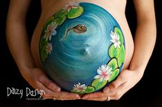 Belly Paintings  #gravidanza #mamma