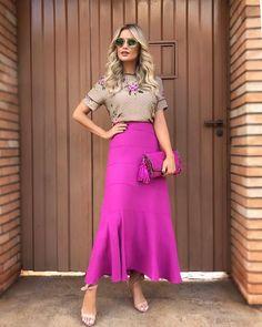 80s Fashion, Modest Fashion, Look Fashion, Fashion Dresses, Vintage Fashion, Womens Fashion, Fashion Hair, Grunge Fashion, Hijab Fashion
