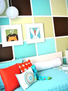 Boys Toddler Room