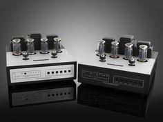 Le VSi60, l'intégré tout tube haut de gamme, signé Audio Research