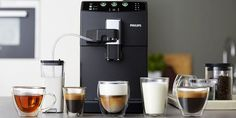 Efficient appliances make your life easier, especially in the kitchen. Read the article to know 5 modern kitchen appliances you can use all the time. Cappuccino Maker, Cappuccino Machine, Espresso Machine, Layout Design, Minecraft, Ground Coffee Beans, Software, How To Make Coffee, Coffee Art