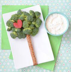 Broccoli tree!