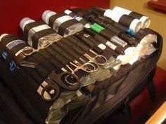 Tactical Medical Bag: Medium-sized Group - YouTube