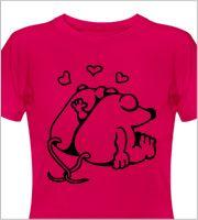 So machst du SIE glücklich!  Für Dein Mausi!  http://www.t-shirt-mit-druck.de/frauen-kleidung-selbst-gestalten.htm