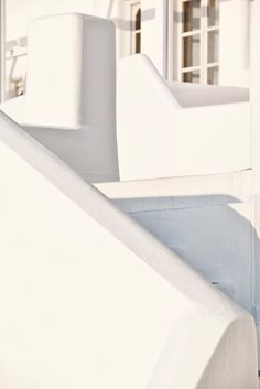 Santorini Honeymoon, Holiday Destinations, Greece, Stairs, Patio, Home Decor, Greece Country, Stairway, Decoration Home