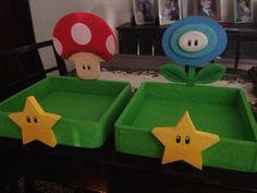 Galletas Mario Bross
