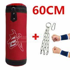 7f190dd454f 60cm Empty Punching Bag Boxing Bags Sports Muai Thai Bagwork Training  Sandbag 4204277730127 | eBay