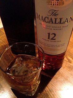 ビールが飲めない私はウィスキー派です。その中でもマッカランが1番大好きです。 by中根かつみ