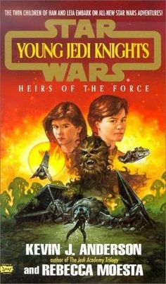 book cover of   Heirs of the Force