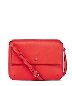 Robinson Messenger Bag - Poppy Red