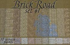 Brick Road (set #1)