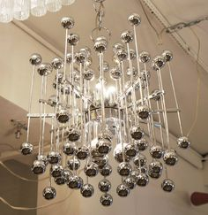 The Miami Chandelier is the ultimate in modern lighting ...