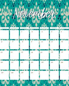 Can you believe it's November? Neither can we! Luckily we have a printable calendar and November to-do list ready for you #ontheblog. Link to post: ow.ly/h16b305JNsU . . . . #fallfashion #fallstyle #fall #allforcolor #enjoylifeincolor #abmlifeiscolorful #fashion #instaprep #preppy #preppystyle #resort #livelifeincolor #color #instastyle #colorave  #ontheblog #planning #printable #november #holidayplanning