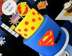 cake - superhero