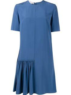 "Achetez Stella McCartney robe froncée ""Vittoria"" en Browns from the world's best…"