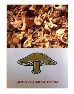 Wild Chanterelle dried 320 grams #JOHNLEEMUSHROOM