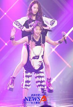 f(x) Amber & Krystal