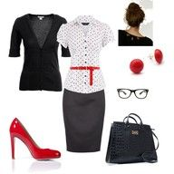Oh One Fine Day: VALENTINE DAY OUTFITS