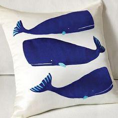 almohadón ballena