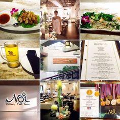 超高級タイ料理Noiのハッピーアワーはお得!