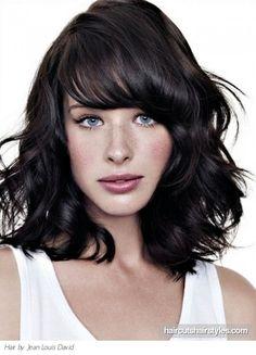 Medium Hair Cuts For Women | new medium messy haircut idea medium hairstyles gallery