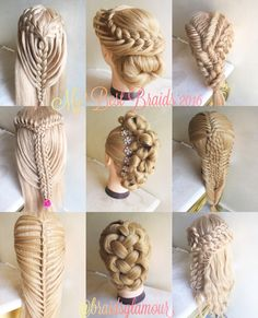 My best braids in 2016<<these are fantastic!