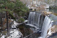 La Cascada invernal http://fc-foto.es/35422654