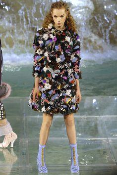 Fendi Fall 2016 Couture Fashion Show - Estella Boersma