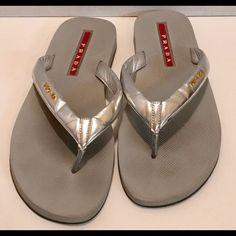 2a5dca05d092 11 Best prada flip flops images
