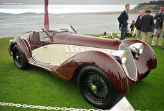 1936 Alfa Romeo 8C 2900A Image