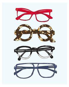 Glasses theme