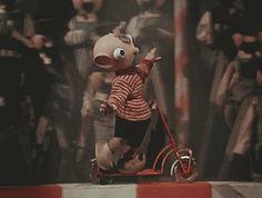 Cirkus Hurvínek(1955)    Director:Jiří Trnka