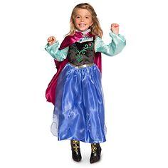 Anna Costume for Kids | Disney Store
