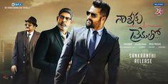 Nannaku Prematho Movie HD Posters  #NannakuPrematho #NannakuPremathoForPongal #NTR