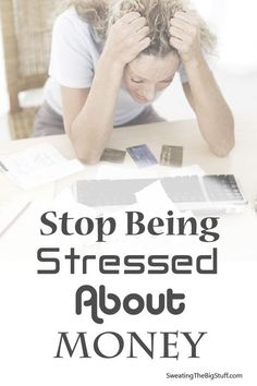 Stopped Being Stressed About Money