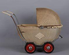1950/1960s Baby Stroller