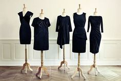 Monoprix revisite la petite robe noire avec 5 créateurs de mode, News avec Modzik