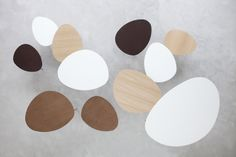 Christmas is the perfect time to make a present that is not only beautiful, and usefull. Something you want to have. Like the playful STUA Eclipse nesting tables, and you can offer one or ten.