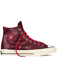 Chuck Taylor All Star '70 Lux Leather Ladrillo