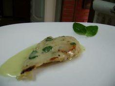 Receita de Filé de frango com molho de mostarda, vinho branco e arroz integral - Tudo Gostoso