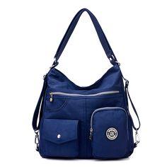 $22.88 (Buy here: https://alitems.com/g/1e8d114494ebda23ff8b16525dc3e8/?i=5&ulp=https%3A%2F%2Fwww.aliexpress.com%2Fitem%2FPreppy-Style-Women-Nylon-Backpack-Natural-School-Bags-For-Teenager-Casual-Sport-Female-Travel-Bags-Mochila%2F32664687468.html ) Preppy Style Women Nylon Backpack Natural School Bags For Teenager Casual Female Shoulder Bags Mochila Feminina Travel Bookbag for just $22.88