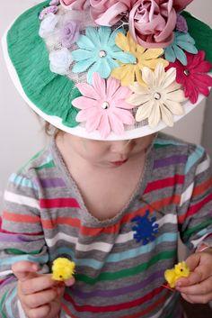 Modelling Easter bonnet