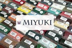 Connaissez-vous les perles Delicas Miyuki ?