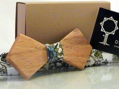 A pre-tied bow tie can be a great starting point for a newbie or adolescent.