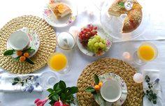 como decorar desayuno campestre - Google Search