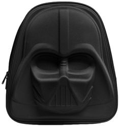 Star Wars Darth Vader 3D Molded Nylon Backpack